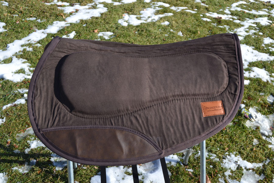 "Contoured Gaited Pad 29""x33"" with Wedge"